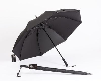 Unbreakable Walking-Stick Umbrella - Standard Model with Straight Handle