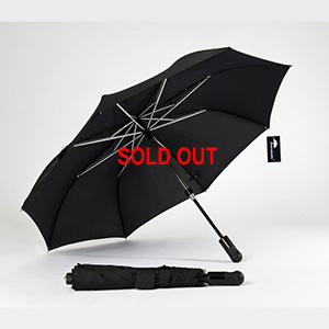 Unbreakable® Telescopic Umbrella U-212 SOLD OUT. Sign up to our newsletter to be notified when this item will be back in stock.
